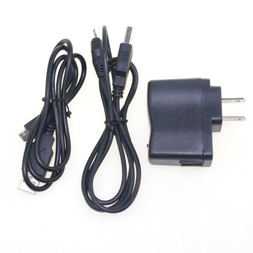 AT LCC AC Adapter Charger & Cable for Nokia 6101 6102 6102i 6103 6110 Navigator 6111 ()