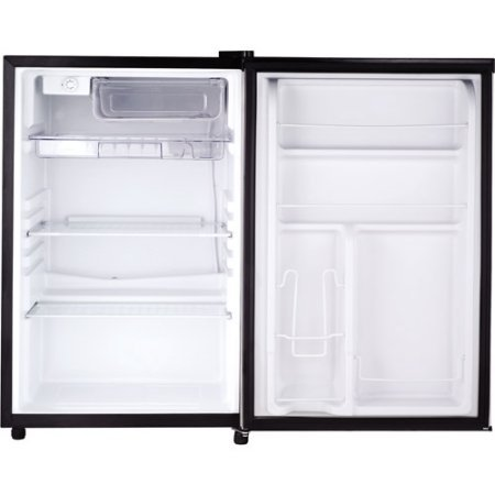 Igloo 4 6 Cu Ft Refrigerator And Freezer Stainless