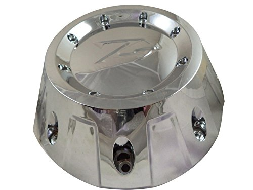 (ZINIK MS-CAP-Z217 / Z-70 Chrome Wheel Center Cap (4 CAPS))