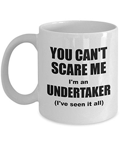 Undertaker Mug - You Can