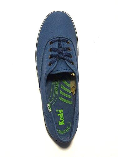 Sneaker Di Tela Originale Da Donna Keds, Campione, Blu, ...