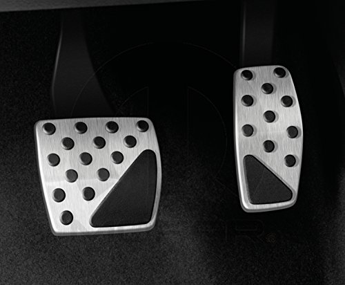 Jeep Renegade Stainless Steel Pedal Kit