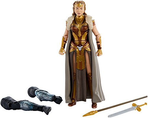 DC Comics Multiverse Wonder Woman Queen Hippolyta Figure