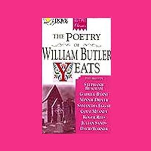 The Poetry of William Butler Yeats Audiobook
