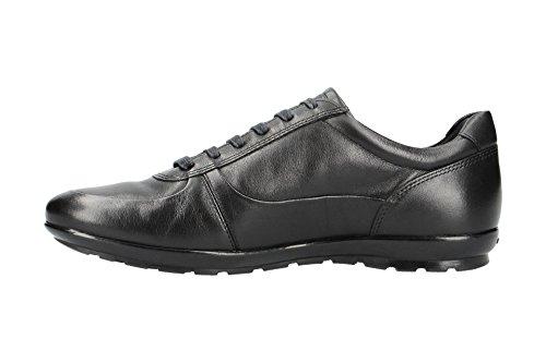 Uomo Homme B Sneakers Noir Basses Symbol Geox Noir A4Zqxw7qO