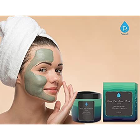 Pursonic dead sea mud mask