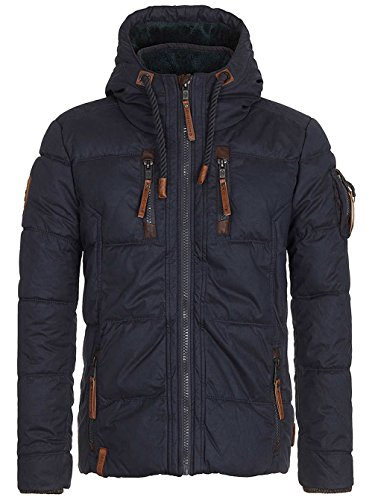 Jacket Naketano Italo Blue Dark Jacket Men Pop V wRpWgUOwq