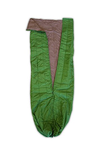 Eagles Nest Outfitters ENO Spark TopQuilt, Ultralight Camping Quilt, Lime/Charcoal
