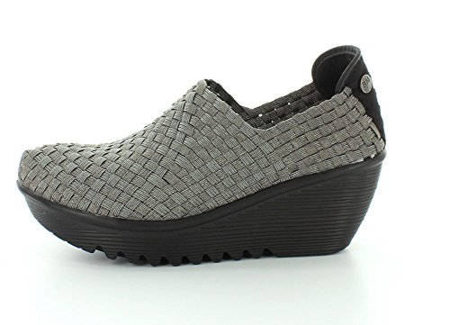 Pump Wedge Women's Gunmetal Gem Mev Bernie wq4I77