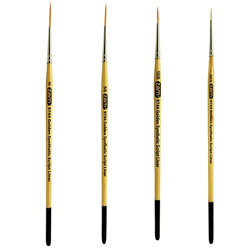 student-golden-synthetic-long-liners-brushes-sizes-20-0-10-0-5-0-0