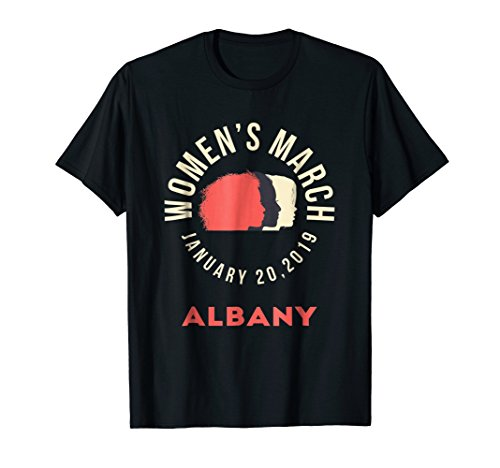Albany New York Women's March January 20 2019 Shirt - Albany New York