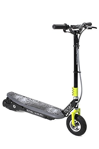 Pulse Performance Products Sonic Electric Scooter, Dark Gray