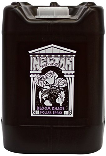 Bloom Khaos 5 Gallon by Nectar for the Gods