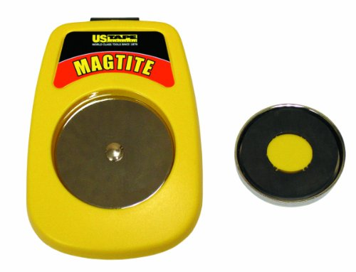 - US Tape 59955 Magtite Tape Measure Holster, Yellow