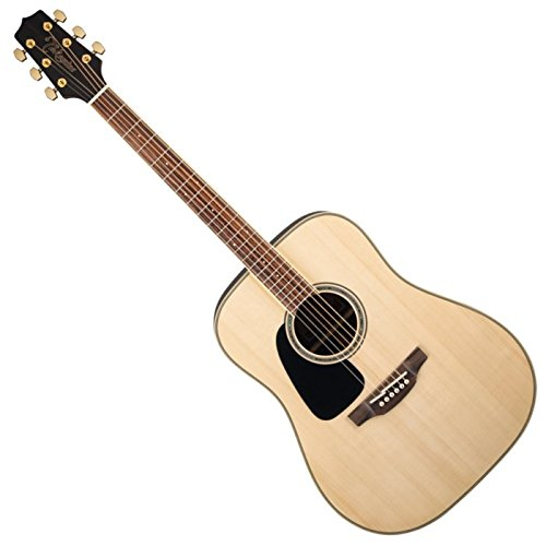 (Takamine GD51LH-NAT G-Series G50 Left Handed Acoustic Guitar in Natural Finish)