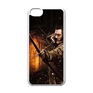 Clzpg DIY Iphone 5C Case - The Hobbit cell phone case
