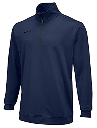 Nike Dri-fit 1/2 Zip Top-Navy-Small