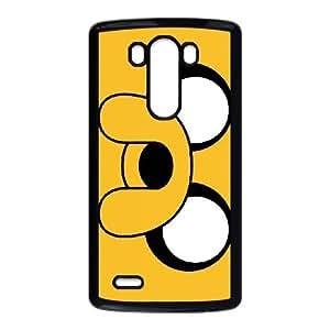 adventure time jake LG G3 Cell Phone Case Black 53Go-081210