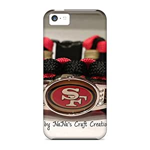 Hot Tpye San Francisco 49ers Cases Covers For Iphone 5c Black Friday