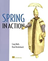 Spring in Action Front Cover