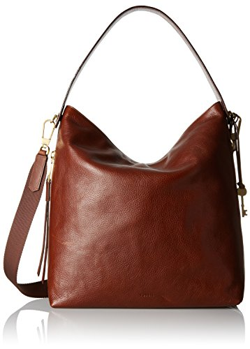 Fossil-Maya-Large-Hobo-Brown