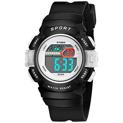 Multifunction Alarm Weekday Stopwatch Kids Sports Digital Luminous Wrist Watch by Gaweb (Image #4)