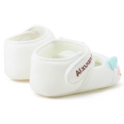 BOBORA Caramelo Lindo Bebe Oso Zapatos De Nina A6
