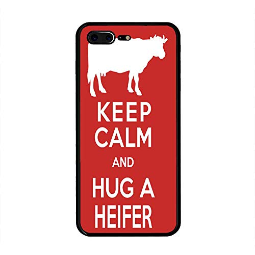 Funny Dairy Farm Hug a Heifer iPhone 7 Plus Case/iPhone for sale  Delivered anywhere in Canada