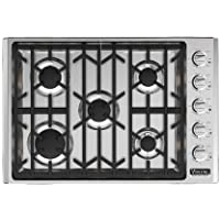 Viking 30 Gas Cooktop, Natural Gas