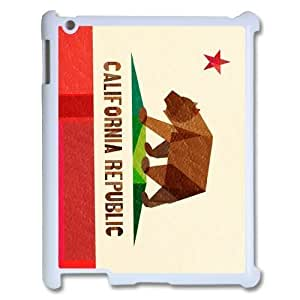 Custom Colorful Case for Ipad 2,3,4, California Love Cover Case - HL-528755