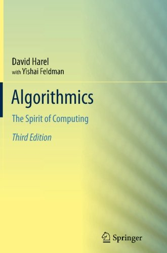 Algorithmics: The Spirit of Computing