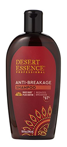 Desert Essence Anti-breakage Shampoo - 10 fl oz