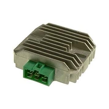 41vhtRxBcUL._SY355_ amazon com new voltage regulator fits john deere gator 6x4 20a  at aneh.co