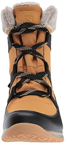 Salomon Cs Femme vintage camel Marron Eu Heika Ltr Wp D'escalade Gold 522 5 Chaussures black Kaki 49 Noir Ltr rYrqx4E