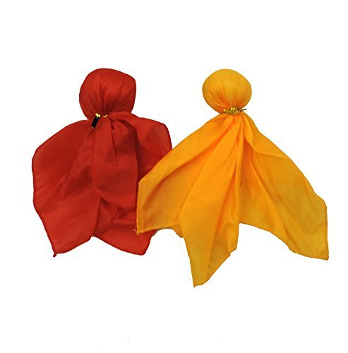 Red Challenge & Yellow Penalty Sports Fan Tossing (Penalty Flag)