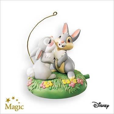 (All Atwitter Disney's Bambi 2007 Hallmark Keepsake ornament QXD6359)