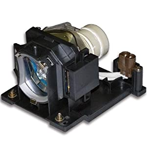 Amazon.com: DT01091 - Lamp With Housing For Hitachi CP-AW100N, CP-D10