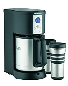 Hamilton Beach Coffee Maker – Perfect At First