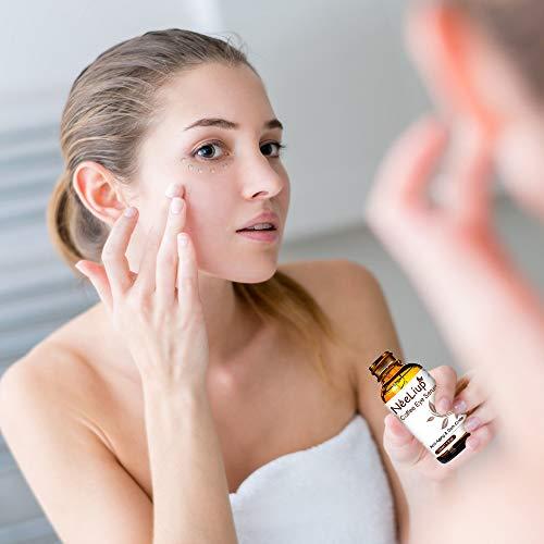 Under Eye Serum - Eye Serum for Dark Circle, Puffiness & Anti Aging Eye Treatment Eye Serum