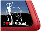 I Love My McNab! ~ McNab Vinyl Window Auto Decal Sticker