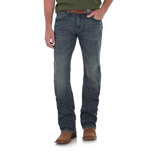 Wrangler Men's 20X Slim Fit Straight Leg