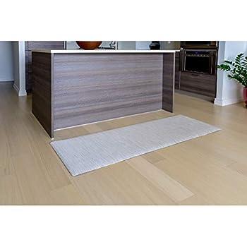 Amazon Com Luxe Therapeutic Floor Mats Woven Vinyl Is