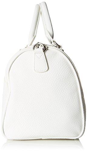 Desigual x cm B H halley Bols Blanco 5 x 18x21 Blanc T femme Sac 2x30 Bowling r6rOqAwS