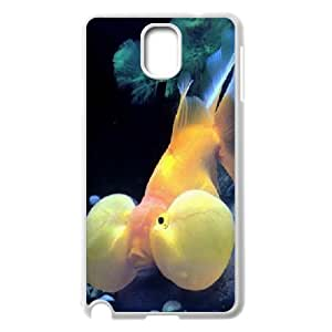 Samsung Galaxy Note 3 Cases Bubble Fish, Samsung Galaxy Note3 Case N9005 - [White] Okaycosama