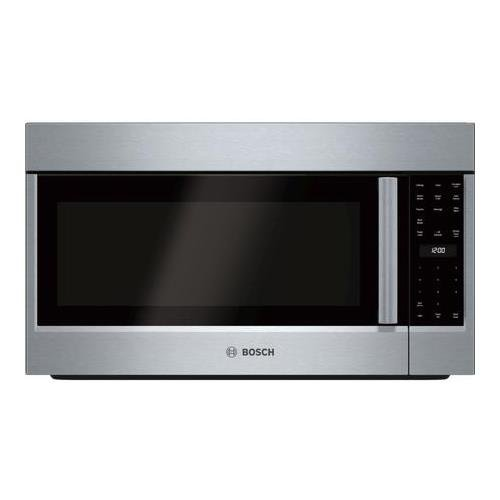 Bosch 500 Series 2.1 Cu. Ft. Over-the-Range Microwave Stainless steel HMV5053U