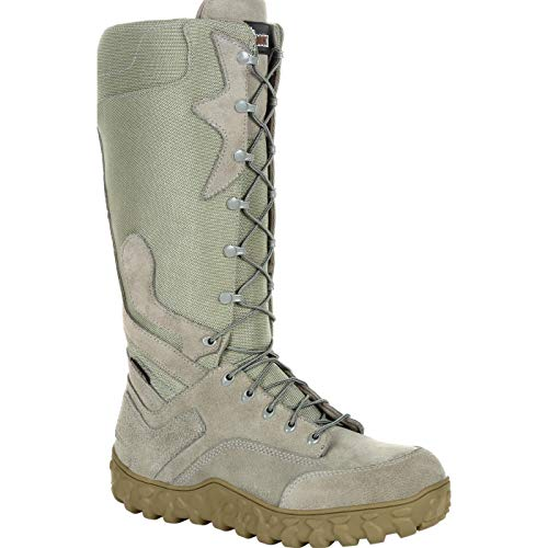 Rocky S2V Waterproof Tactical Snake Boot Sage Green