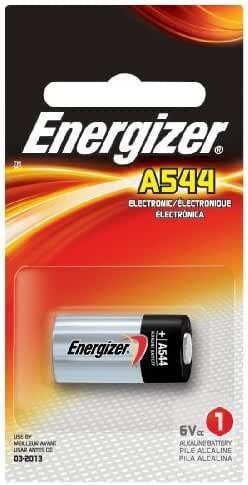 Energizer A544 6-Volt Photo Battery