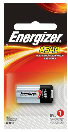 Energizer A544 6 Volt Photo Battery