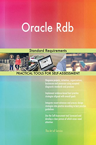 Oracle Rdb Standard Requirements