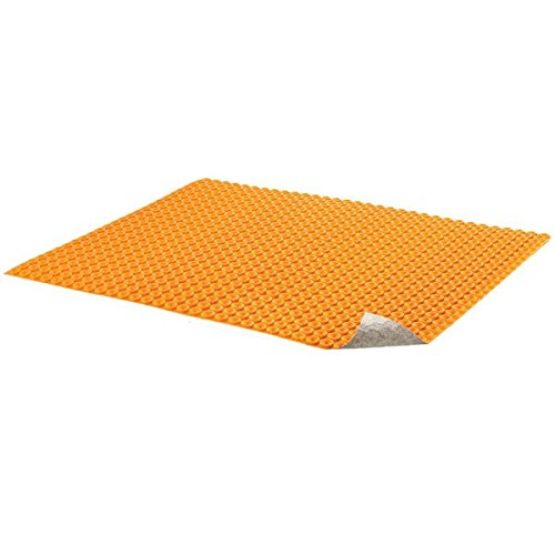 """Schluter Systems DITRA-HEAT-TB Insulated Uncoupling Membrane Sheet 8.6 sq ft, 3'3"""" x 2'7"""""""